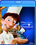 Ratatouille [Blu-ray + DVD] (Sous-tit...