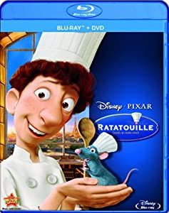 Ratatouille (Two-Disc Blu-ray/DVD Combo)