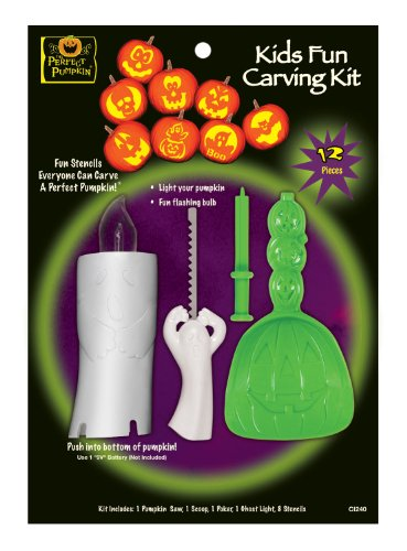 Seasons Kids Fun Carving Kit - 1