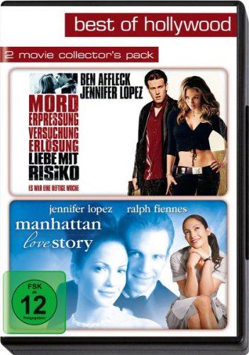 Best of Hollywood - 2 Movie Collector's Pack: Liebe mit Risiko / Manhattan Love Story [2 DVDs]