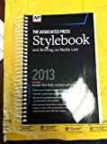 img - for Associated Press Stylebook and Briefing on Media Law, 2013 book / textbook / text book