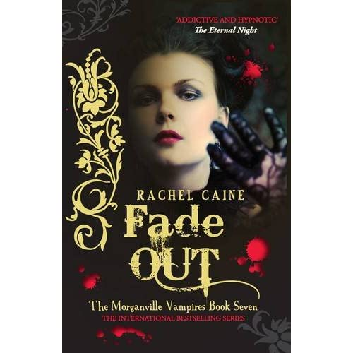 fade out by rachel caine new uk cover