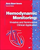 img - for By Gloria Oblouk Darovic RN CCRN Hemodynamic Monitoring: Invasive and Noninvasive Clinical Application (2nd Edition) book / textbook / text book