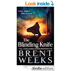 The Blinding Knife: Book 2 of Lightbringer