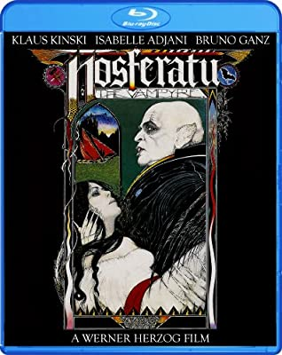 Nosferatu The Vampyre [Blu-ray]