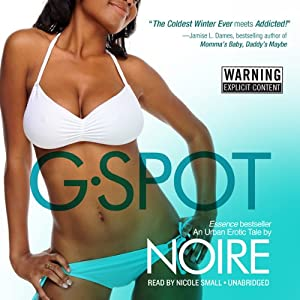G-Spot: An Urban Erotic Tale book cover