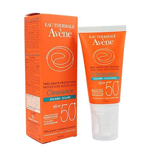 Avene Solarecleanance SPF 50 - 50 ml