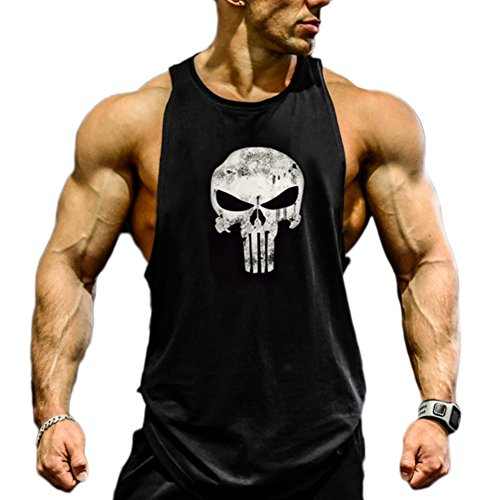 Efashionmx-Mens-Animal-Letter-Print-Stringer-Bodybuilding-Gym-Tank-Tops