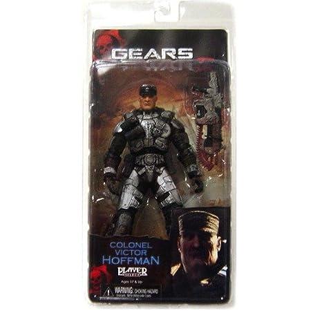 Gears Of War Series 5 figurine action - Colonel Hoffman