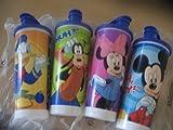 Tupperware Disney Mickey, Minnie, Donald Duck and Goofy Tumbler Set