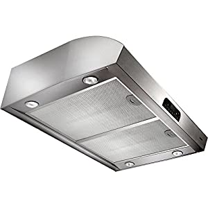 "QP336SS 36"", Under Cabinet Range Hood - Stainless Steel, 450 CFM"
