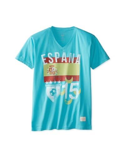 Kinetix Men's Pima Espana V-Neck T-Shirt
