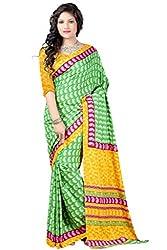 NRS International-Fancy & Trendy American 07 Printed Saree