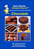 Chocolate Gluten & Dairy Free, Low Cholesterol Cooking Instruction on DVD