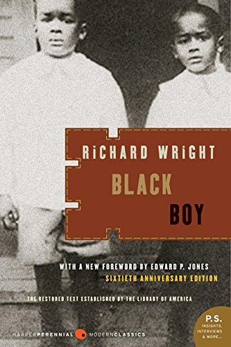 Black Boy (American Hunger) by Richard Wright