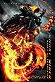 GHOST RIDER SPIRIT OF VENGEANCE MOVIE POSTER PRINT APPROX SIZE 12X8 INCHES