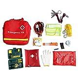 Erste Hilfe Set für Kfz (inkl. Verbandskasten, Warnweste,...