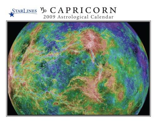 Capricorn 2009 Starlines Astrological Calendar