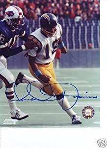 CHARLIE JOINER signed autographed NFL HOF SAN DIEGO CHARGERS photo