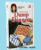 img - for Cathy Mitchell Presents Quick and Easy Dump Dinners book / textbook / text book