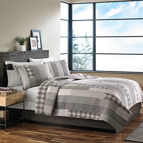 Gray Bedding Sets King 170610 front