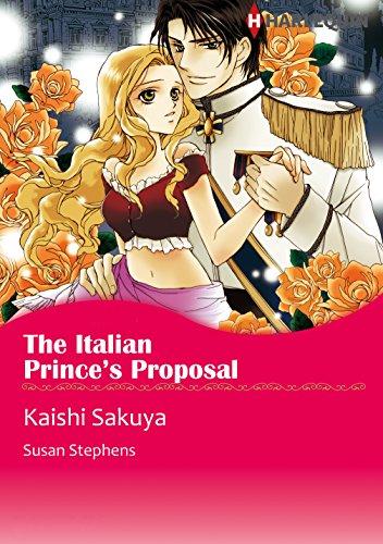 The Italian Prince's Proposal (Harlequin comics)