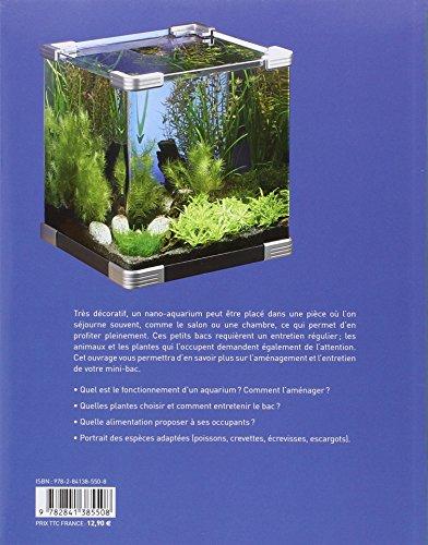 nano aquariums installation entretien plantes poissons crustaces medium ebay. Black Bedroom Furniture Sets. Home Design Ideas