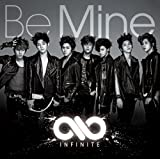 Be Mine -Japanese Version-♪INFINITEのジャケット