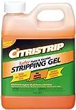 Citri-Strip QCG73801T Paint and Varnish Stripping Gel, 1-Quart