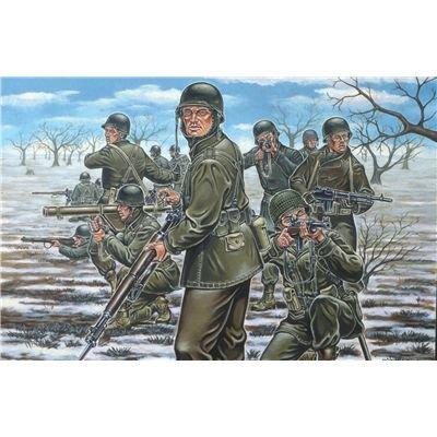 Imagen principal de Revell Modellbausatz 02503  - EE.UU. de Infantería, la Segunda Guerra Mundial (conjunto de caracteres) en escala 1:72