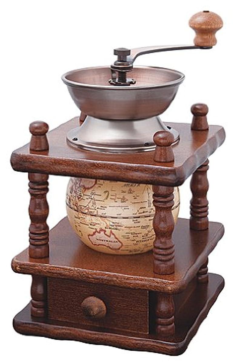 칼리타 손만 와 커피 밀 antique 글로브 밀 #42093-#42093