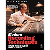 Modern Recording Techniquesby Robert E. Runstein