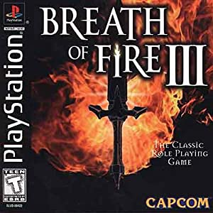 51s4OFa7qNL. AA300  Download Breath Of Fire III 1997   PS1