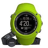 Suunto Ambit3 Run HR Running GPS Unit, Lime