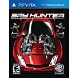 SpyHunter PlayStation PS Vita