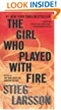 The Girl Who Played With Fire (Turtleback School & Library Binding Edition)