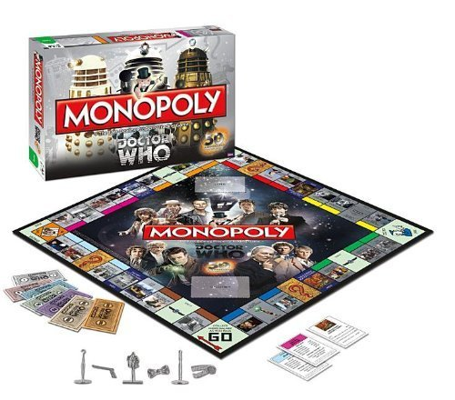 Doctor Who Monopoly Edition