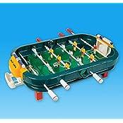 "Mini (24"") Table Top Soccer Themed Foosball Table Set"