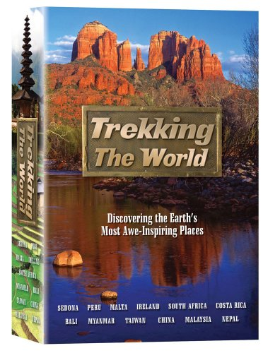 Cover art for  Trekking the World
