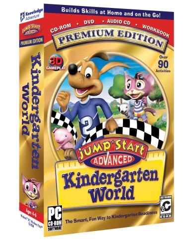 Jumpstart Advanced Premium Kindergarten