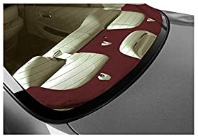 Coverking Custom Fit Dashcovers for Select Hyundai Sonata Models - Velour (Wine)