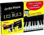 Le Kit piano pour les Nuls: 1 livre +...