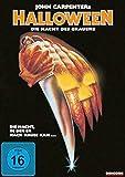 DVD Cover 'Halloween - Die Nacht des Grauens