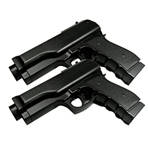 Wii Motion Plus Pistol Gun Kit