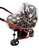 Universal Raincover To Fit Cosatto Giggle Carrycot 198