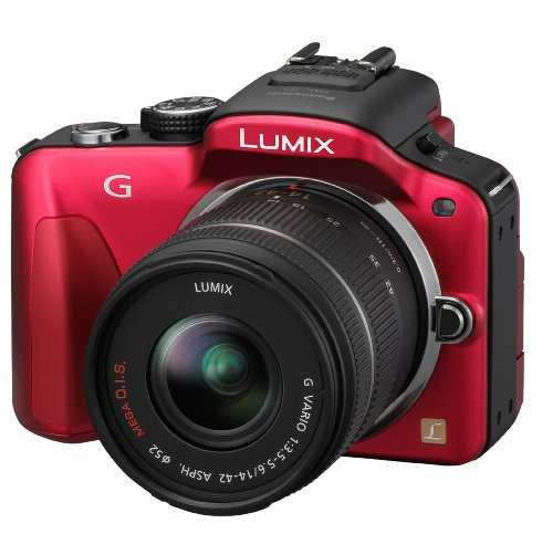 Panasonic Lumix DMC-G3 16.1MP Compact System
