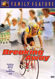 "Cover of ""Breaking Away (Widescreen Editi..."