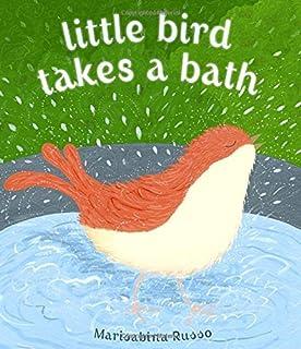 Book Cover: Little Bird Takes a Bath