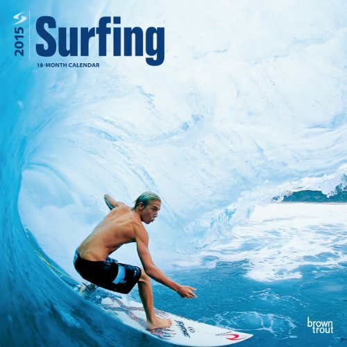 Surfing 2015 Calendar