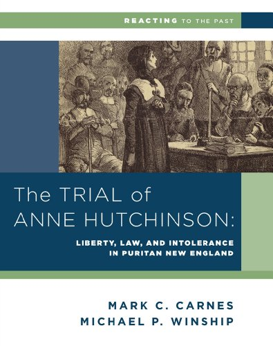 Divine Rebel: The Life of Anne Marbury Hutchinson